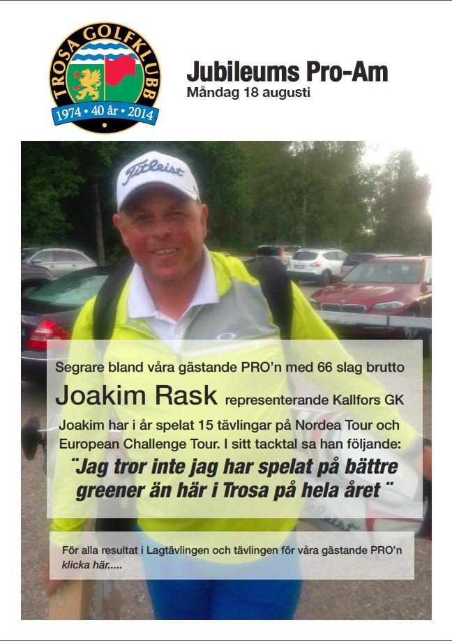 Jocke Rask