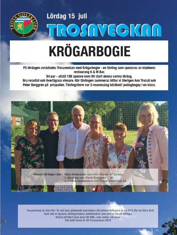 Krögarbogie resultat 2017