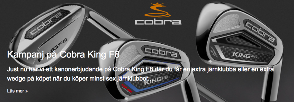 Cobra kampanj 2018 sommar