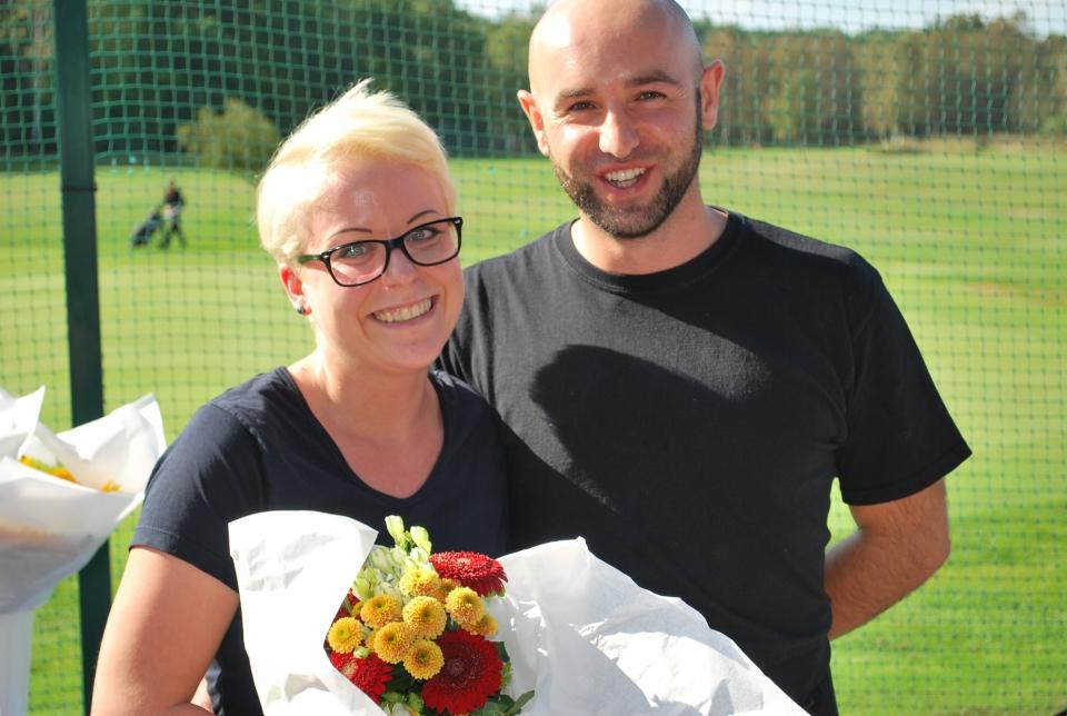 Karolina och Michal