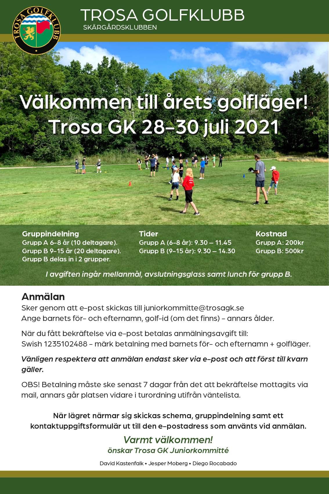 Golfläger 2021 FB